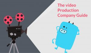 the video production company guide blue hero min