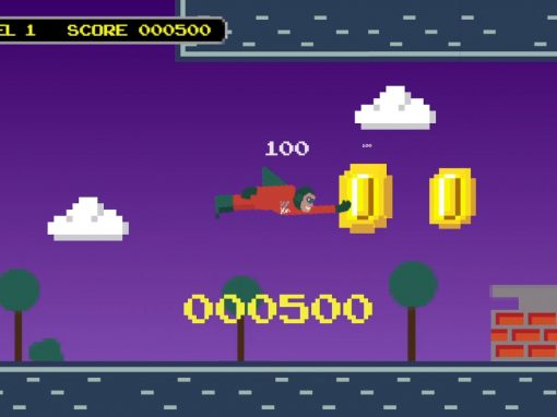 DirectAxis Video Game