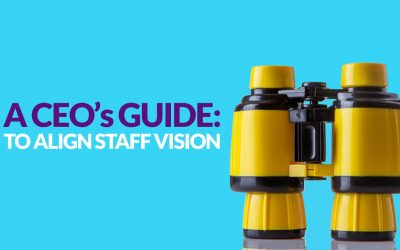 A CEO's guide to align staff vision
