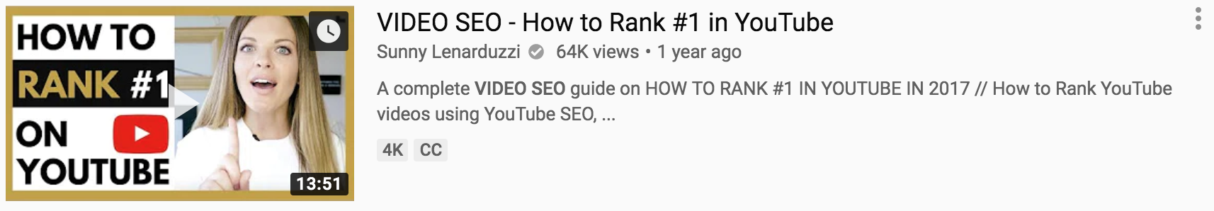corporate videos how to rank them